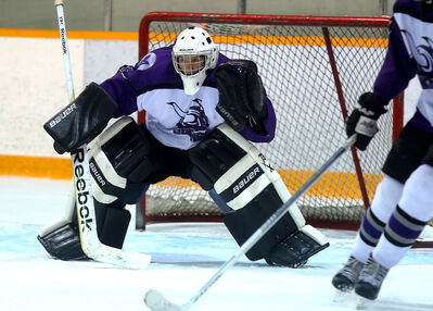 Cooper Blaine was an all-star with the Vincent Massey Vikings.