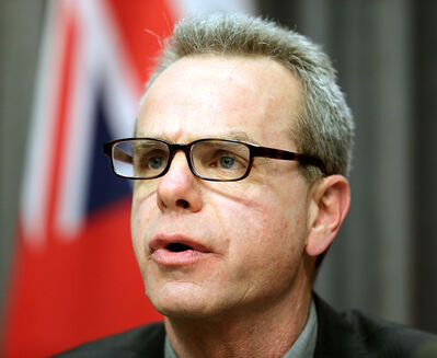 Manitoba education and advanced learning minister James Allum says it's clear the University of Manitoba hasn't fully consulted with students on a proposed fee hike.