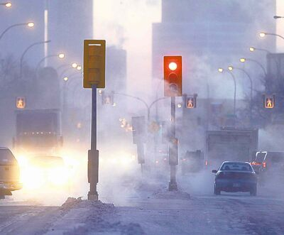 Transportation  emissions, which make up more than 40 per cent of Manitoba's greenhouse gas emissions, have risen consistently since 1990.
