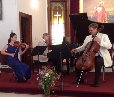 The 13th annual Clear Lake Chamber Music Festival runs July 26-29.