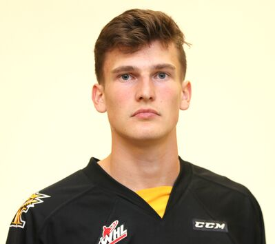 Lynden McCallum had two goals in Brandon's 6-0 win over the host Moose Jaw Warriors.