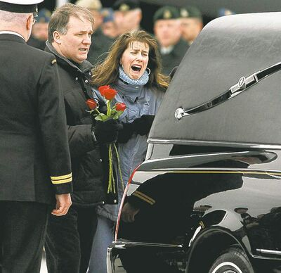 Peter Redman / The Canadian Press Archives