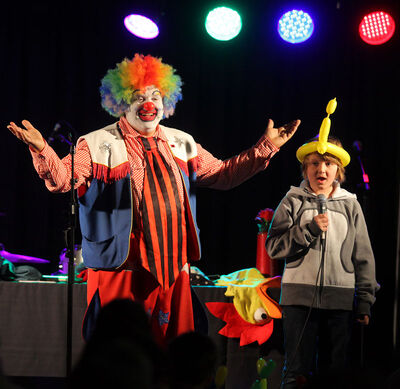 Perennial crowd favourite Doodles the Clown will once again be putting on daily performances and wandering the Keystone Centre during the Royal Manitoba Winter Fair.