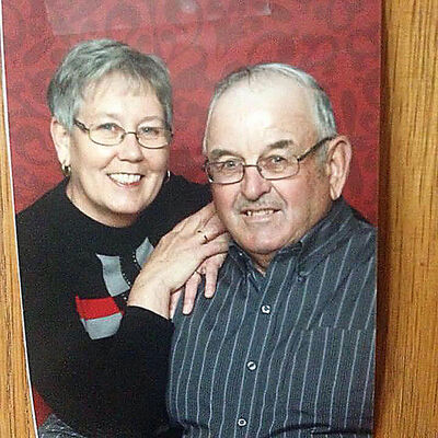 Four people were killed in a two-vehicle, head-on collision on Highway 5 near Neepawa early Monday. Gladys and Wayne Gork (above) of Birnie were in a northbound SUV that collided with a southbound van carrying Delaney Houle-Pelletier and her common-law partner Denis Baptiste Jr. (right) of Ebb and Flow First Nation. Both couples were pronounced dead at the scene.