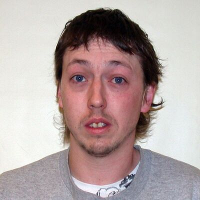 Shawn Bradley Dreveski, 34, is wanted by Blue Hills RCMP.