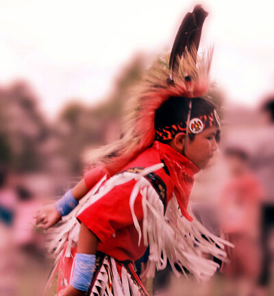 First Nations from the area celebrated their culture and heritage during National Aboriginal Day celebrations in Riding Mountain National Park last year.