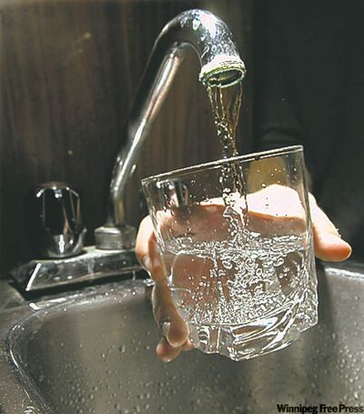 Virden residents are being told to boil their water before drinking it today.