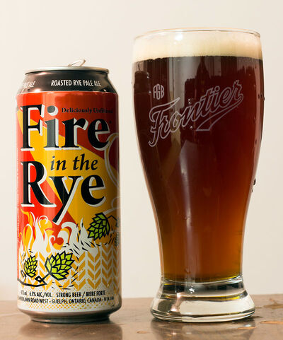 Fire in the Rye Ale