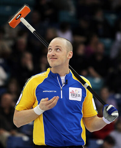 Former Brandonite Nolan Thiessen will begin his third Tim Hortons Brier this weekend in B.C.
