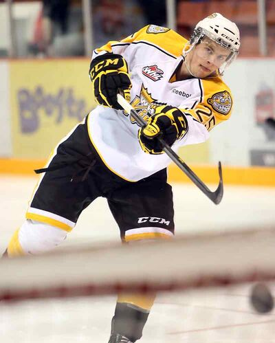 Veteran Wheat Kings defenceman, NickWalters, requires hand surgery and will be sidelined indefinitely .