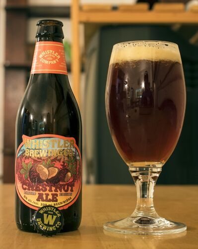 First Draught columnist Cody Lobreau says compared to the typical nut brown ale, the sweetness of Chestnut Ale by Whistler Brewing out of Whistler, B.C. was surprising.