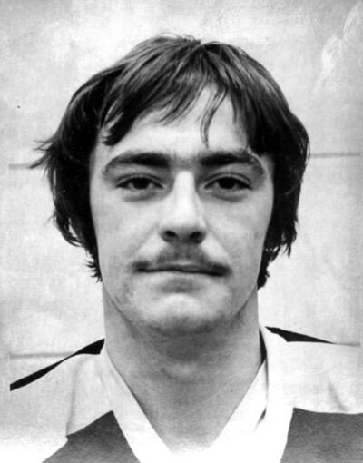 Brandon Wheat Kings defenceman Wes Coulson is shown with the club in the late 1970s.