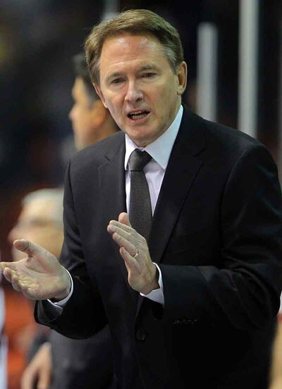Mike Johnston: Suspended