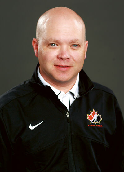 Brandonite Darren Granger has been called upon by Canada again to work with the national men's hockey team at the Olympics.
