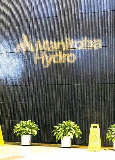 TREVOR HAGAN / WINNIPEG FREE PRESS archivesAn energy consultant says Manitoba Hydro has taken a big step backward in its plans for conservation savings.
