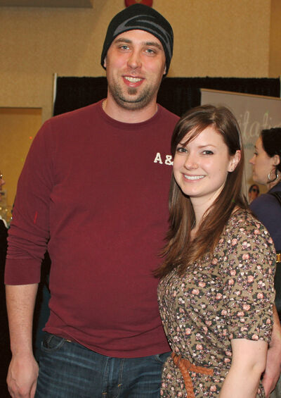 Michael Workman and Clare McConkey.