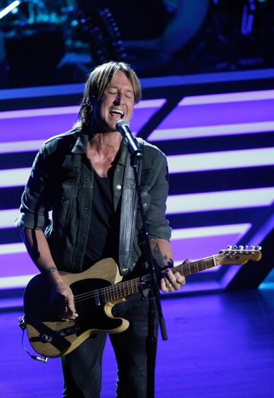 Keith Urban is one of headliners at Dauphin's Countryfest.