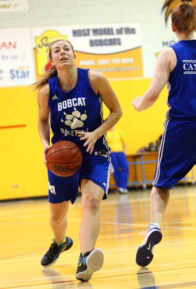 Raisa Rybinski will miss a significant chunk of the women's basketball season with a torn ACL.