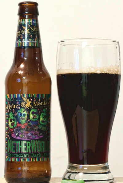 Flying Monkeys - Netherworld Cascadian Dark Ale