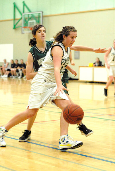 New Brandon University Bobcats recruit Elsa Langill helped lead her team to four trips to the B.C. provincials.
