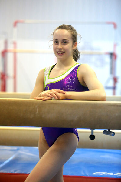 Brandon Eagles standout Isabela Onyshko could become the second local gymnast to compete for Canada at a Commonwealth Games.