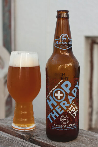 I gave Hop Therapy a 4 out of 5 pints.