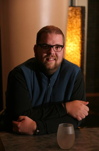 """Shaun Cameron is a Brandon family man and advocate for downtown who sits on the Renaissaince Brandon board. The recent Liberal candidate for Brandon East turned 32 years old """"just the other day."""""""