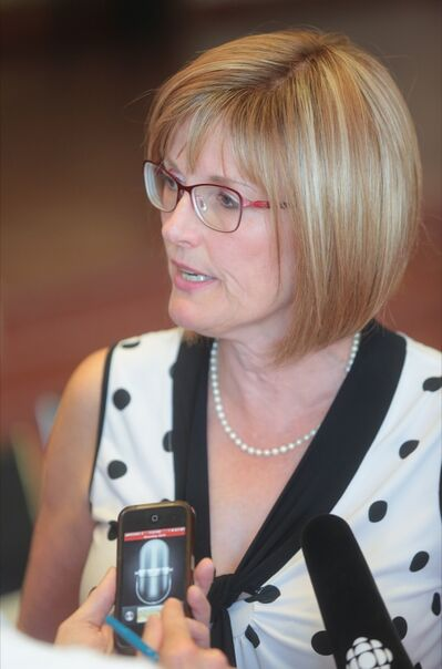 Mayor Shari Decter Hirst says she's in favour of moving forward on establishing a Brandon Act.