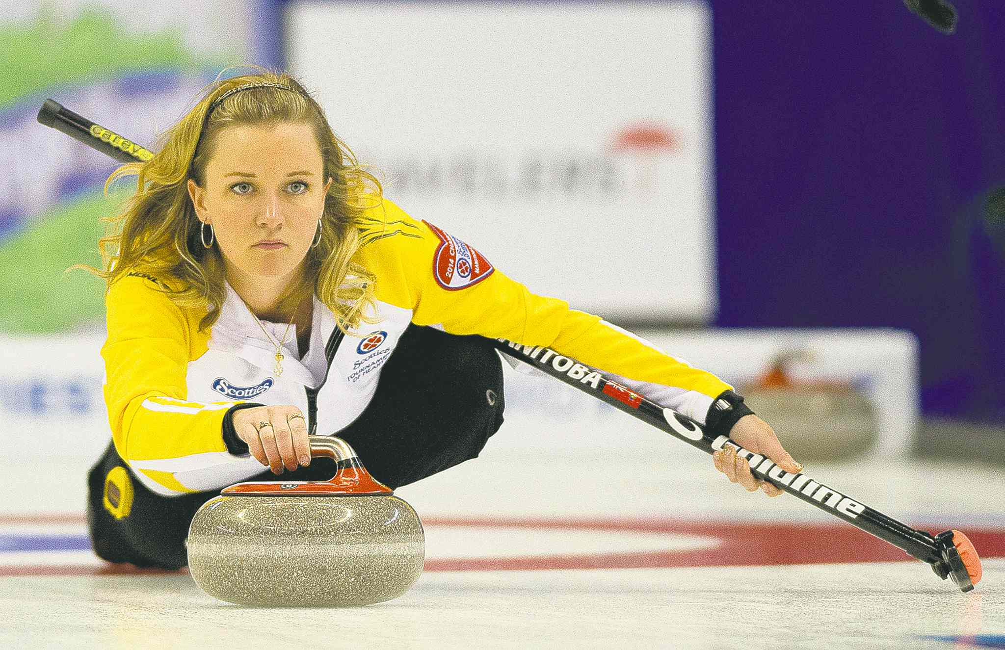 Manitoba skip Chelsea Carey won't be focusing on her upcoming Scotties opponents, knowing there will be no easy victories in Montreal.