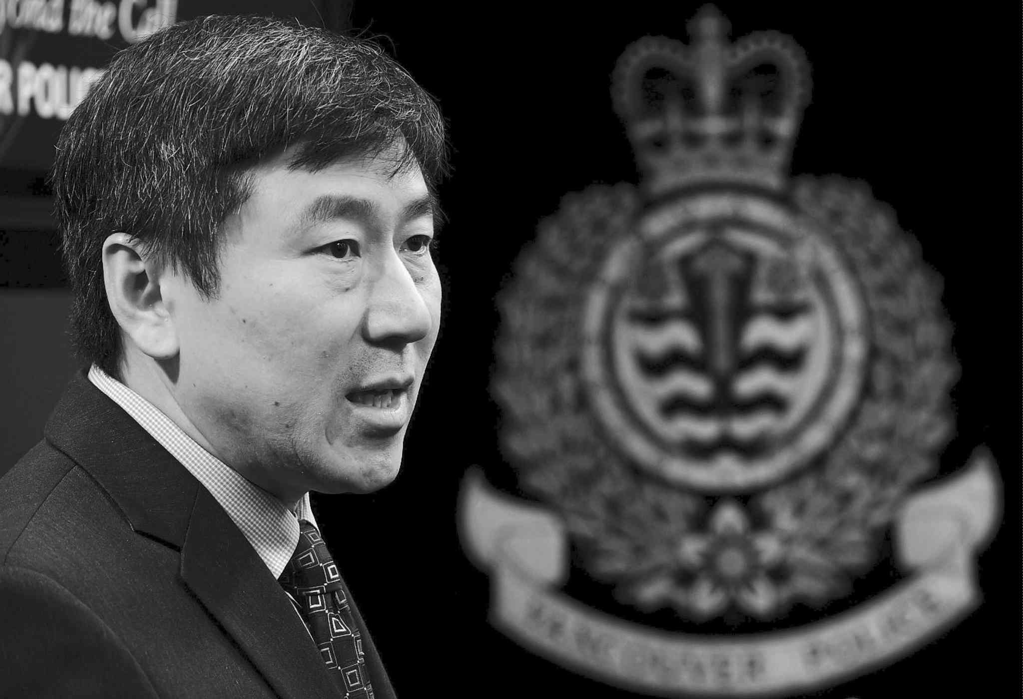 Darryl Dyck / THE CANADIAN PRESS files Chief Const. Jim Chu is waiting to hear from inquiry proponents.