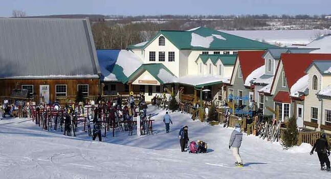 Asessippi Ski Area and Resort is on schedule to open Dec. 7.