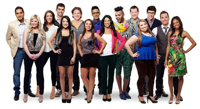Big Brother Canada Houseguests are shown in this undated handout photo. Ever wonder what it would be like to be cooped up inside the