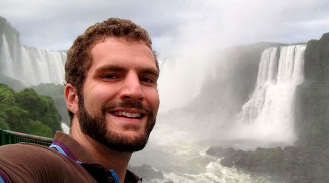 Canadian director and cameraman John Driftmier, shown in a handout photo, died in a plane crash while shooting footage for a documentary series in Kenya, according to Montreal-based production company Pixcom.Driftmier, 30, was killed Sunday morning while working on the show