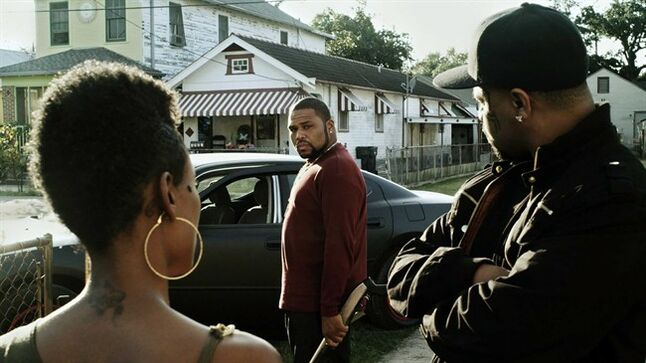 This film image released by Steelyard Pictures shows Anthony Anderson in a scene from
