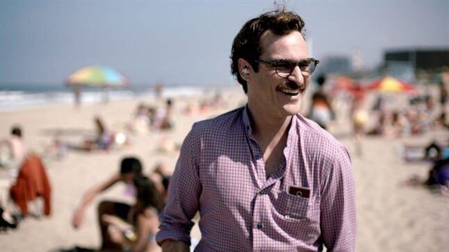 FILE - This file image provided by Warner Bros. Pictures shows Joaquin Phoenix in a scene from