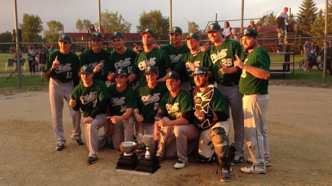 The Pilot Mound Pilots captured the Border West Baseball League title last summer, defeating the Winkler Whips 3-1 in the best-of-five championship final, and they're looking for another.
