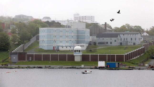 Her Majesty's Penitentiary is pictured in St. John's, N.L., overlooking Quidi Vidi Lake on June 9, 2011. THE CANADIAN PRESS/Paul Daly