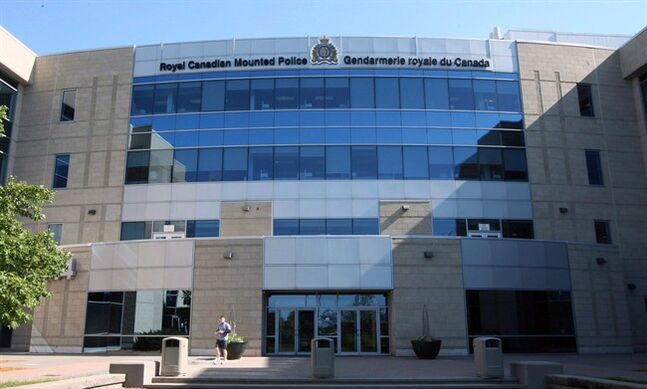 The RCMP headquarters building is pictured in Ottawa, October, 5 2011. THE CANADIAN PRESS/Fred Chartrand