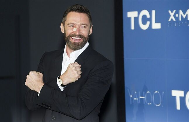 Hugh Jackman attends the