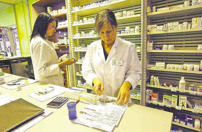 PHOTOS BY KEN GIGLIOTTI / WINNIPEG FREE PRESS