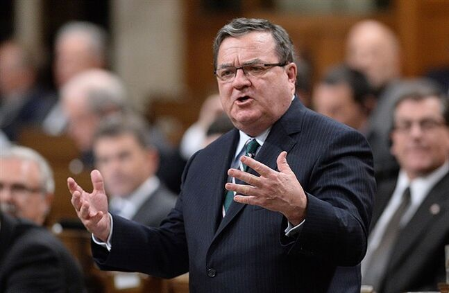 Finance Minister Jim Flaherty responds to a question during question period in the House of Commons on Parliament Hill in Ottawa on February 13, 2014. When the Conservative brain trust sits down to hash out a crowd-pleasing alternative to income splitting, hoping to undo the damage from backing off a key 2011 campaign promise, experts say there will be plenty of options on the table. THE CANADIAN PRESS/Sean Kilpatrick