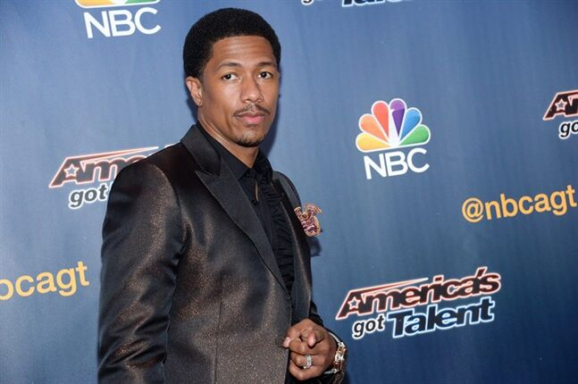 FILE - In a Tuesday, July 29, 2014 file photo, host Nick Cannon arrives at the