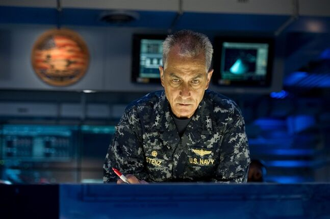 This film image released by Warner Bros. Pictures shows David Strathairn in a scene from