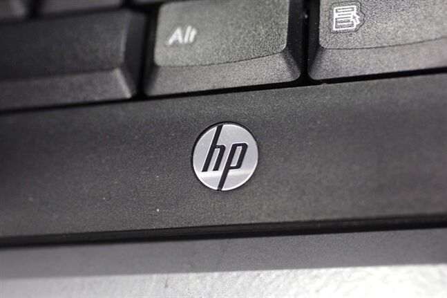 In this Aug. 20, 2012 photo, a Hewlett Packard keyboard is displayed at a Best Buy store in Mountain View, Calif. THE CANADIAN PRESS/AP, Paul Sakuma