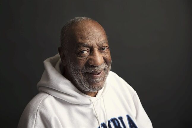 FILE - This Nov. 18, 2013 photo shows actor-comedian Bill Cosby in New York. Cosby could be returning to the network with a new comedy as soon as next summer. The series, described as a