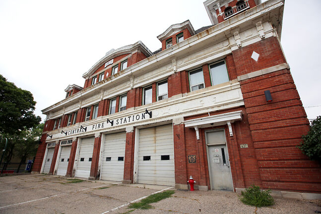 The city has accepted Samson Engineering Inc.'s proposal to redevelop the iconic downtown fire hall.