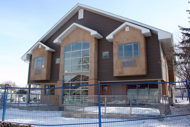 Murray House cancer treatment residence, at 521 Frederick St., is now expected to open later in May. Construction delays last year and current supply issues have pushed back the opening of the eight-bedroom  residence.