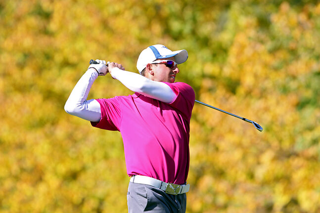 Brandon's Travis Fifi opened the provincial men's amateur golf championship by shooting 74 on Monday in Steinbach.