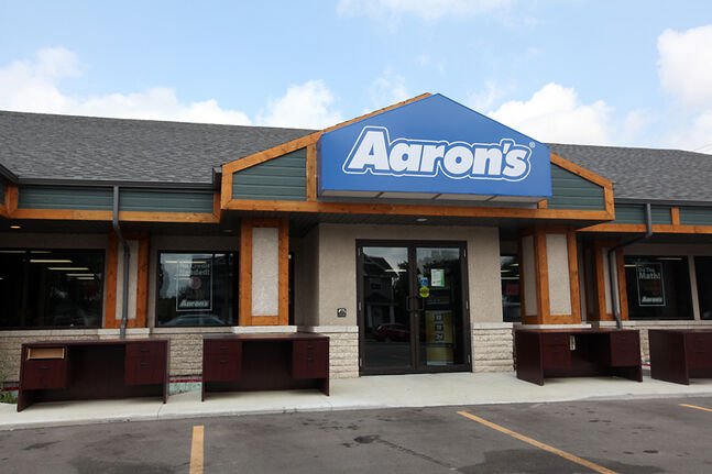 Aaron's recently moved to a new location at 2015 Brandon Ave., beside the Brandon Animal Clinic.