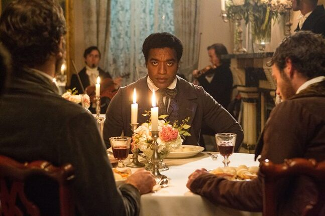 This film publicity image released by Fox Searchlight shows Chiwetel Ejiofor in a scene from